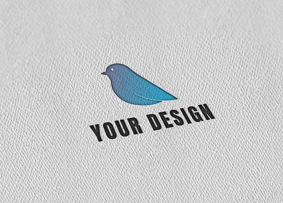 16 Free Packaging And General Purpose Mockups , Logo Mockup
