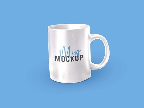 16 Free Packaging And General Purpose Mockups ,Mug mockup