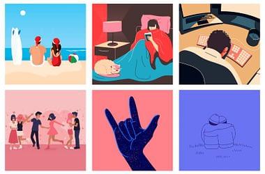 Mixkit-Illustrations